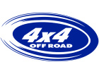 4x 4 Oval Sharp Right Decal