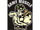 Army Muscle Flex G D 2 Decal