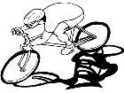 Bicycling B M X 2 M B 1 Decal