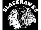Blackhawks Decal