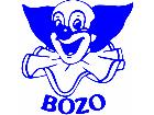 Bozo Clown Decal