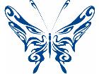 Butterflies Fantastic 0 2 7 Decal