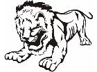 Cats Big Lions Tigers Panthers 0 1 8 Decal