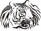 Cats Big Lions Tigers Panthers 0 6 1 Decal