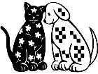 Cats Calico 1 3 2 V A 1 Decal