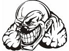 Clowns 0 2 9 X C C Decal