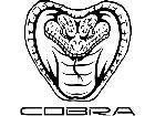 Cobra Mustang Frontal Decal