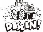 Dig In Off Road Decal