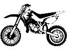 Dirt Bike 1 8 8 V A 1 Decal