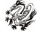 Dragons 0 3 6 3 D G Decal