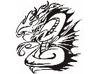 Dragons 0 3 9 3 D G Decal