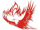 Eagle Body Flaming 2 3 E F 1 Decal