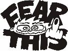 Fear This Finger Boy Decal