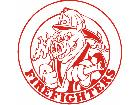 Fire Fighter Hog Decal