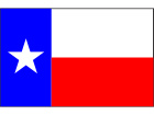 Flag Texas Square C L 1 Decal