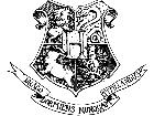 Harry Potter Shield Complete Decal