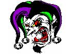 Joker Jester Hell C L 1 Decal