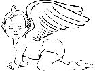 Little Angel M G P A 1 Decal