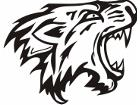 Mascots Tiger Lion 0 0 8 X C C Decal