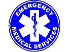 Medical E M S Decal