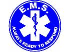 Medical E M Srespond Decal