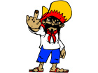 Mexican With Attitude 2 C L 1 Decal