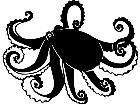 Octopus 1 4 0 V A 1 Decal
