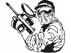Paintball 0 4 0 9 0 1 9 Decal