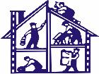 Painting Home Repair Decal