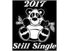 Panda Single 2 0 1 7 Decal