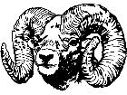 Ram Power Head Decal