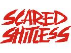Scared Shitless Decal