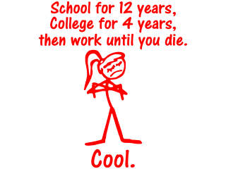 School College Death Decal Proportional