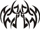 Tribal Tattoo Classic 0 0 4 A 0 0 1 2 Decal