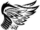 Wings 0 1 0 0 Decal