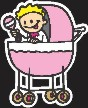 Baby Family Sticker