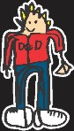 Dads Family Sticker