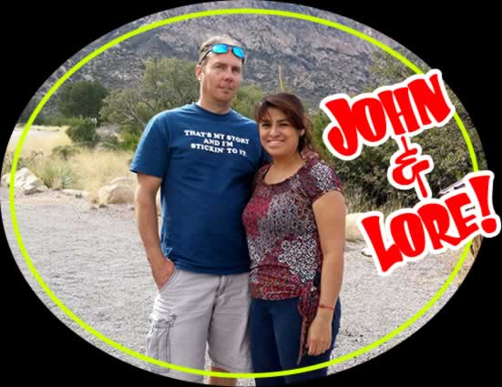 john and lorena