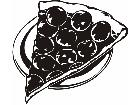 Food Drink Pizza P A 1 Decal
