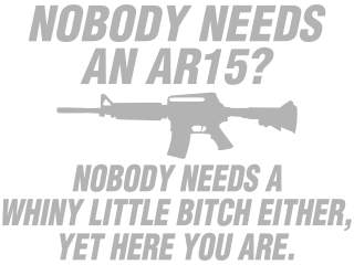 Gun Need Ar 1 5 Decal Proportional