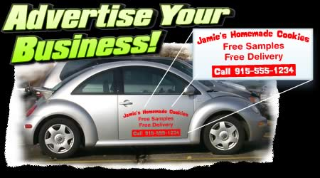 42515dc3133 advertise your business door decals on car van lettering decals image