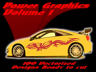 Power graphics plotter art order clipart now power grafx by full intensity